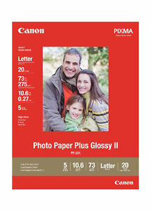 Canon Photo Paper -HIGH GLOSS  PACK-Sealed NEW!!!!!