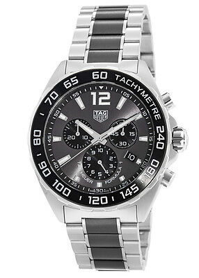 New Tag Heuer Formula 1 Quartz Chronograph 43mm Men's Watch CAZ1011.BA0843