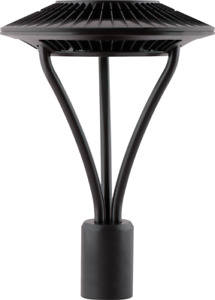 LED Posttop Area or Yard Light