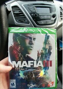 Mafia 3 XBOX ONE (Sealed) Cambridge Kitchener Area image 1
