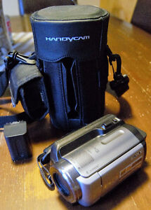 SONY 80GB HDR-XR100 Camcorder + Extra Battery & Carrying Case