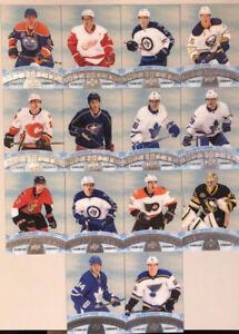 Tim Hortons - NHL Hockey Trading Cards - Upper Deck (FULL SETS)