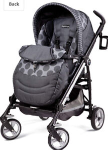 Poussette Peg Perego switch four