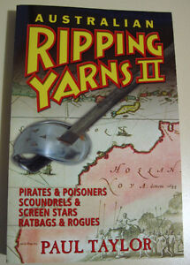 Australian Ripping Yarns II Paul Taylor Somerset Waratah Area Preview