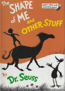 Dr. Seuss's 'The Shape of Me and Other Stuff' Vintage 1973 Book