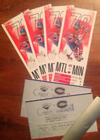Hockey trip to the Bell Centre - Wild-Canadiens - March 12, 2016