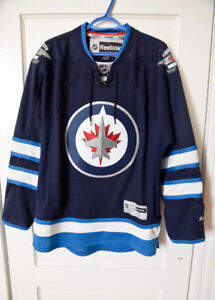 a78d4ba4ec3 Jerseys Winnipeg Jets   Buy or Sell Sporting Goods & Exercise in ...