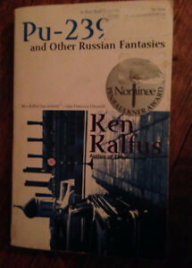 Pu-239 and other Russian Fantasies by Ken Kalfus