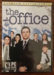 The Office (Brand New) Plays On: Windows 10, 8, t
