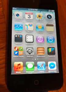 iPod touch 4th Generation -- 32 GB