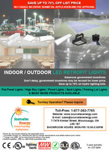LED Lighting for Residential and Business
