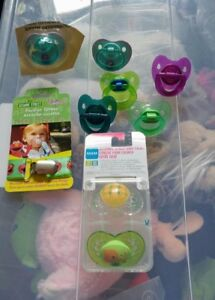 Pacifier Lot (Brand New!)