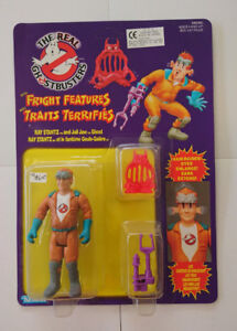 The Real Ghostbusters Fright Features Ray Stantz /Jail Jaw ghost