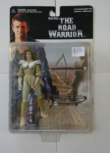Mad Max The Road Warrior... Warrior Woman action figure