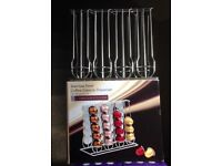 Stainless Coffee Capsule Dispenser