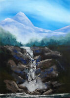 Acrylic Landscapes for Beginners