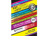 Fat loss Fit camp £39 for 4 weeks!!!!