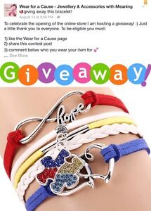 Free Giveaway on Facebook Page