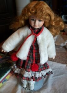 Collectible Vanessa Doll