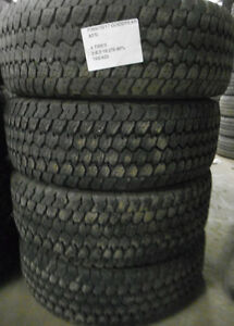 265/70/17 Goodyear AT/S (75-90% TREAD) (4 TIRES) NOTHING BUT TIR