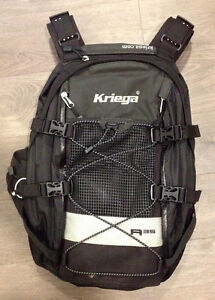 Kriega R35 Motorcycle Backpack Sarnia Sarnia Area image 1