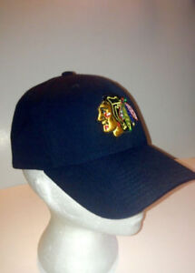 Chicago Black Hawks NHL Reebok Adjustable Cap
