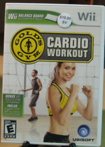 Cardio Workout Wii