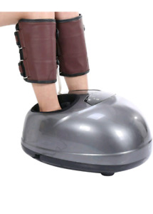 Airbag foot massager
