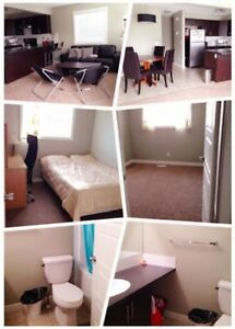 Furnished Room for Rent in Panorama Home,  all-inclusive
