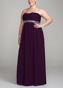 Size 22 Prom Dress
