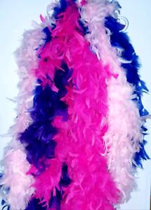 Boa de plumes /Costume d'halloween