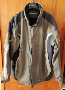 Quality wind river mens lined winter coat / jacket