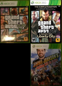 XBOX 360 Driving/Racing Games (Various Prices)
