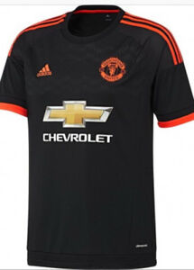 WANTED! Manchester United 2015-2016 third jersey