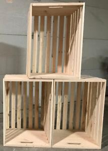 Boîte de bois - Caisse de bois - Wooden box