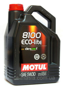 ON SALE!!! MOTUL 8100 ECO-LITE SAE 5W30