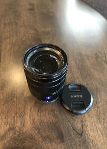 Sony 24-70mm f/4.0 Zeiss T* E-Mount Lens