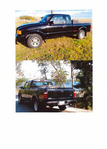 One Owner--2002 Ford Ranger Pickup Truck