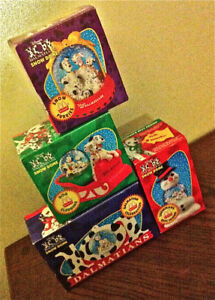101 Dalmations Xmas Snow Domes *Brand New* - take all 4 for $10