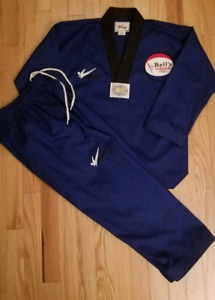 Youth martial arts uniform