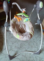 Baby Swing, carrier and play mat