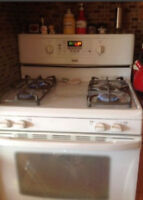 Kenmore elite convection Natural gas stove very good condition