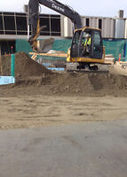 Bobcat services, Excavation and General Contracting,Landcsaping