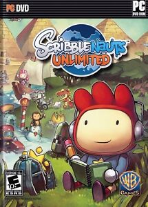 Scribblenauts Unlimited for PC