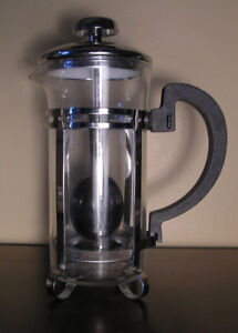 French Press Coffee Maker - 1 Cup