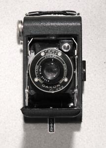 Kodak Vigilant Junior Six-20 Camera, Bimat Lens, Dakon Shutter