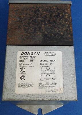 Dongan Single Phase General Purpose Transformer 80-1035