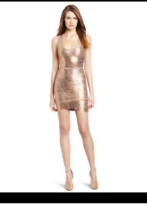 Robe BCBG MAXAZRIA Gisela Dress NEW