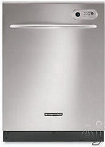 STAINLESS STEEL BRAND NEW KITCHEN AID DISHWASHER - Moving Sale