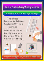Online classes help/ Proofreading/ resumes
